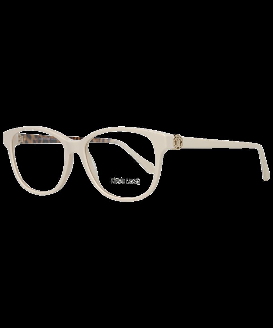 Image for Roberto Cavalli Optical Frame RC5074 024 52 Women Cream