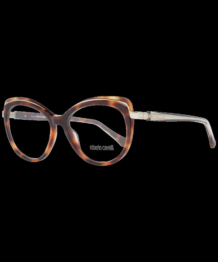 Image for Roberto Cavalli Optical Frame RC5077 052 53 Women Brown