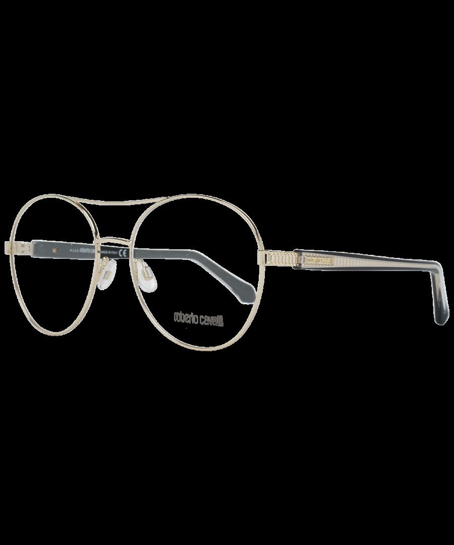 Image for Roberto Cavalli Optical Frame RC5079 032 55 Women Gold