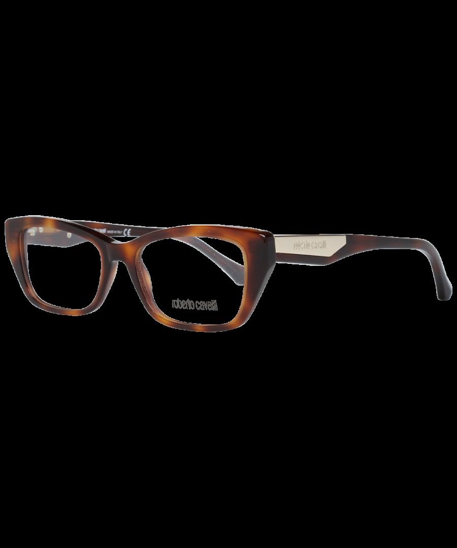 Image for Roberto Cavalli Optical Frame RC5082 052 51 Women Brown