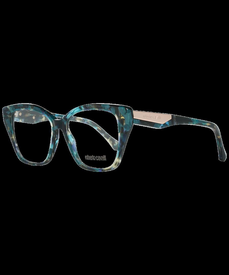 Image for Roberto Cavalli Optical Frame RC5083 056 53 Women Blue