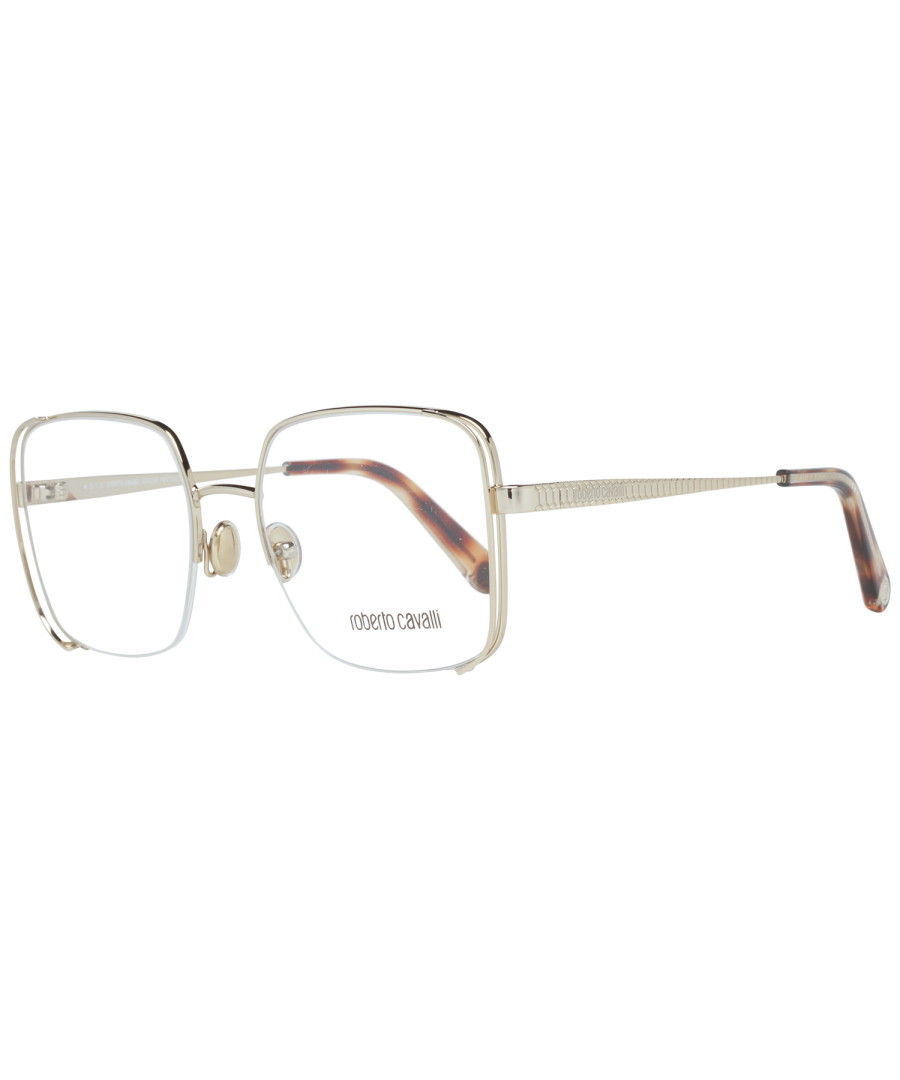 Image for Roberto Cavalli Optical Frame RC5085 32A 53 Women Gold