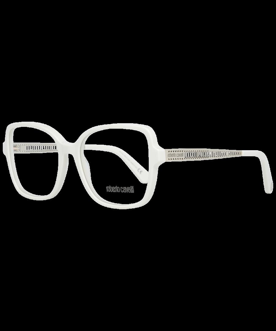 Image for Roberto Cavalli Optical Frame RC5087 021 55 Women Cream