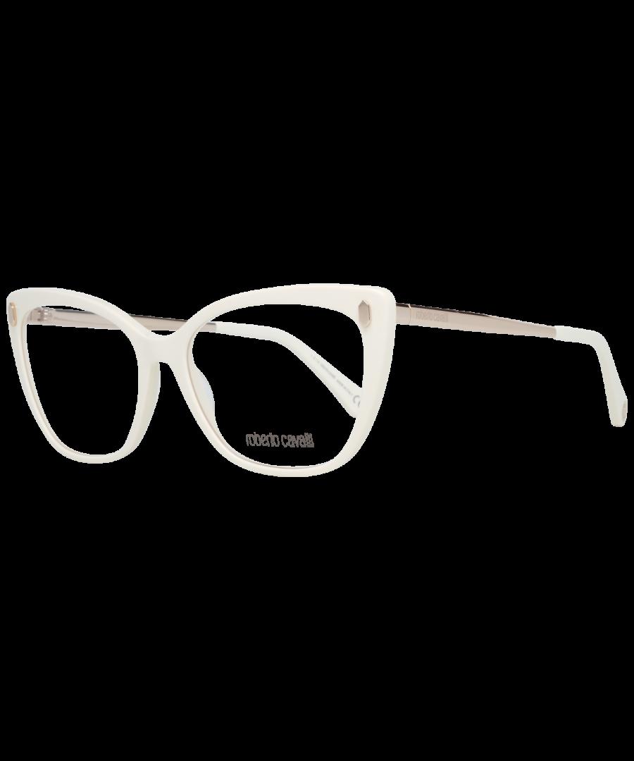 Image for Roberto Cavalli Optical Frame RC5110 025 54 Women White