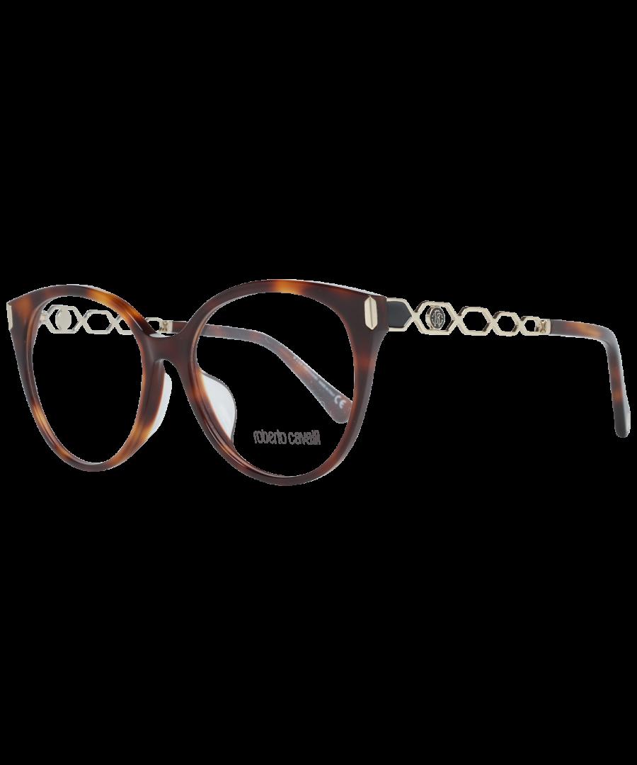 Image for Roberto Cavalli Optical Frame RC5112-F 052 53 Women Brown