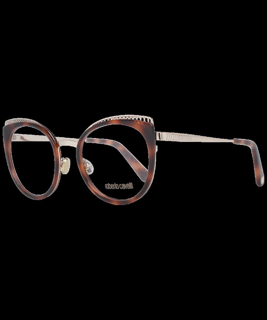Image for Roberto Cavalli Optical Frame RC5114 052 53 Women Brown