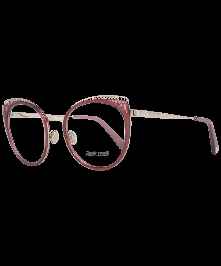 Image for Roberto Cavalli Optical Frame RC5114 071 53 Women Rose Gold
