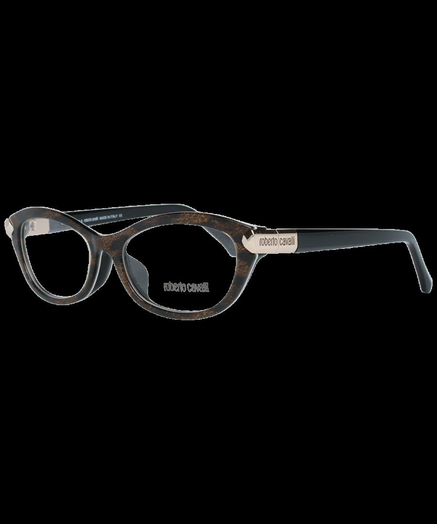 Image for Roberto Cavalli Optical Frame RC839U 057 55 Women Brown