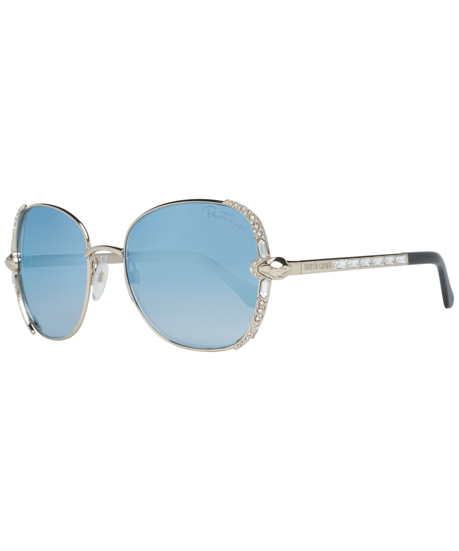 Image for Roberto Cavalli Sunglasses RC974S 32X 56 Women Gold