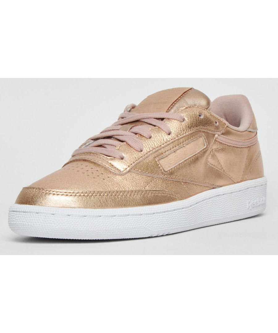 Image for Reebok Classic Club 85 Leather Womens Girls