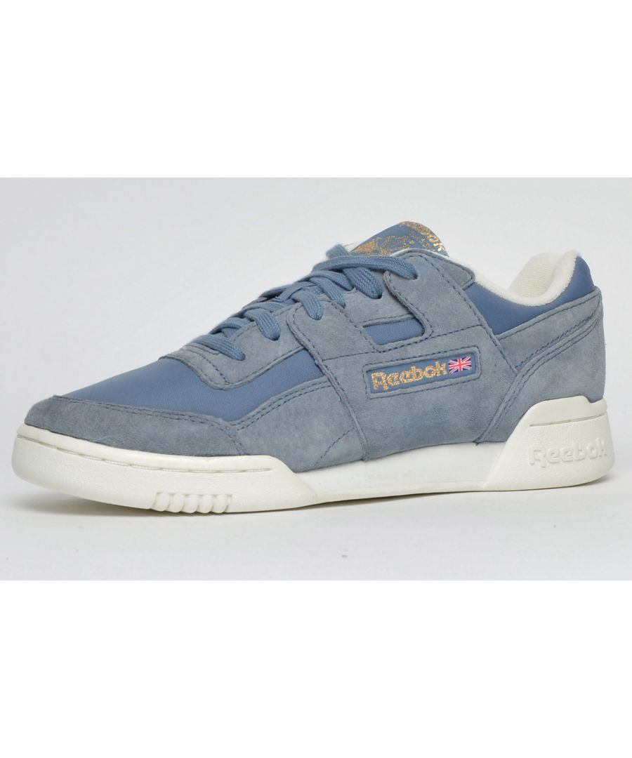 Image for Reebok Classic Workout Lo Plus Womens