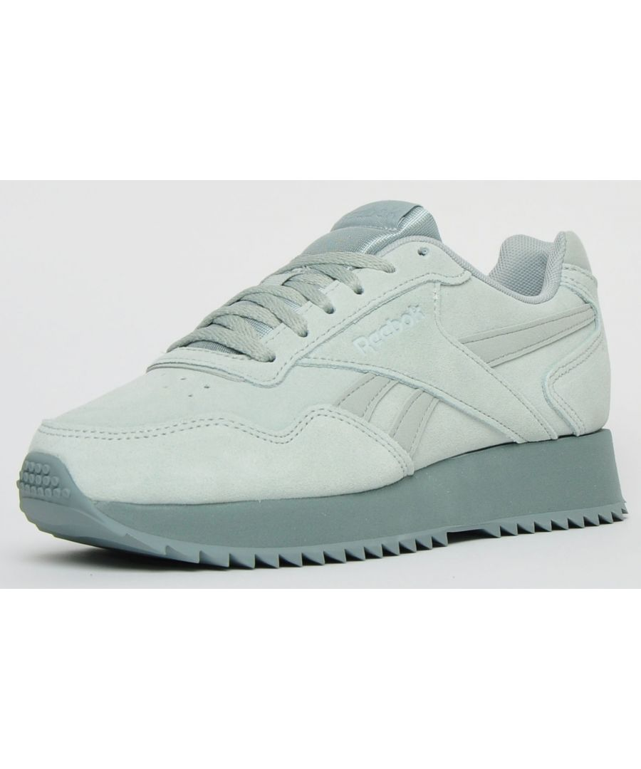 Image for Reebok Classics Suede Royal Glide Womens Girls