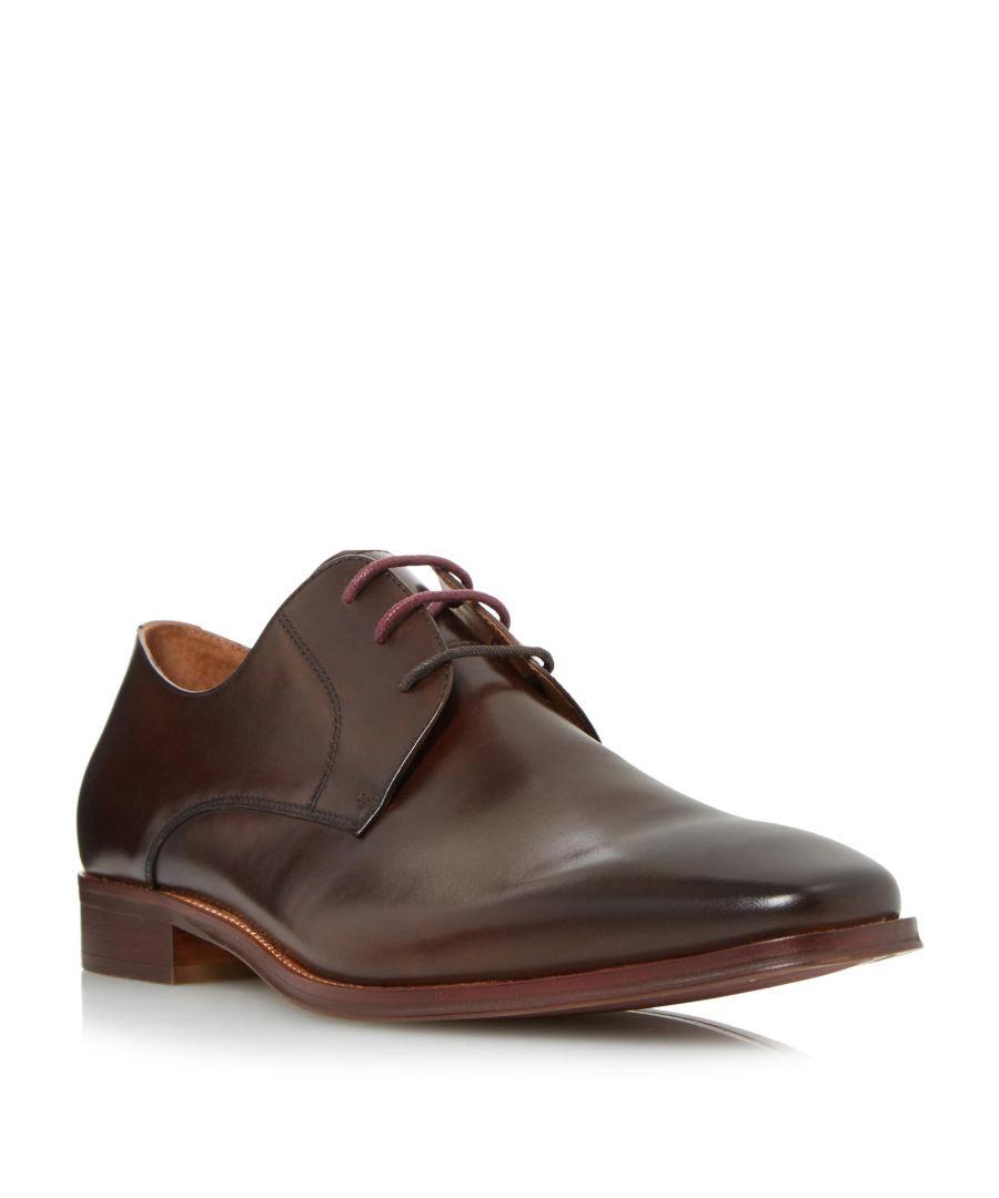 Image for Dune Mens RICHMONDS Square Toe Derby Shoe