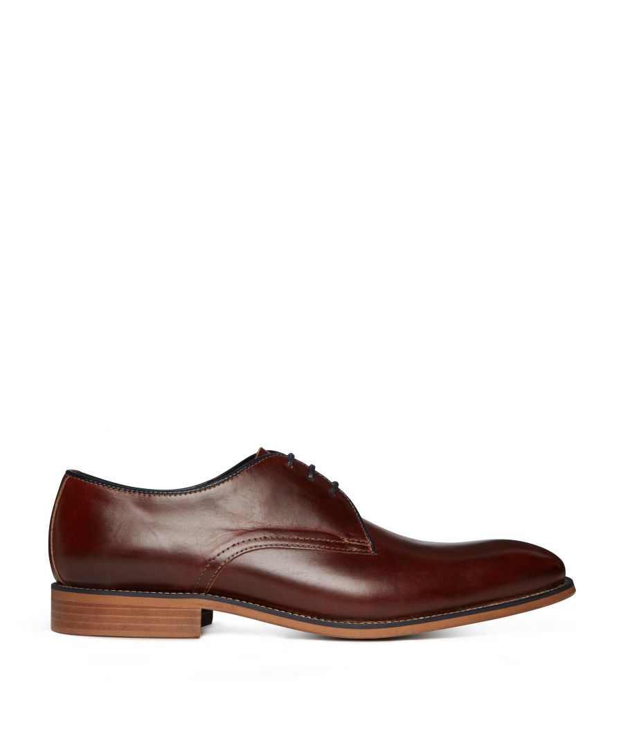 Image for Bertie Mens RICON Smart Lace Up Shoes