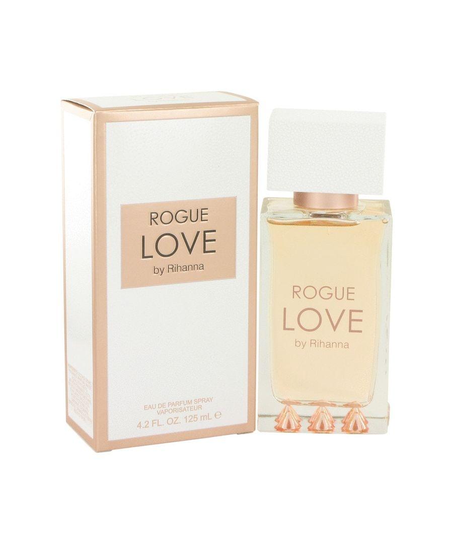 Image for Rihanna Rogue Love By Rihanna Eau De Parfum Spray 125Ml