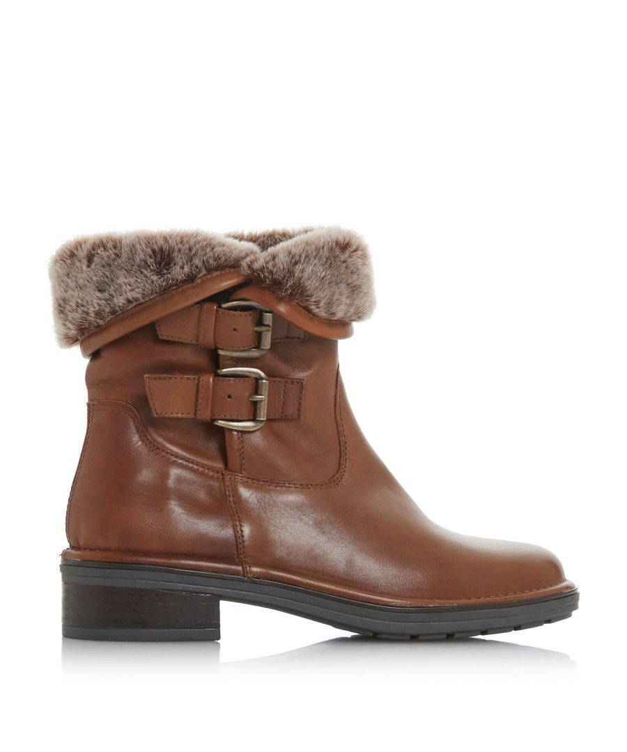 Image for Dune Ladies RITA Warm Lined Calf Boots