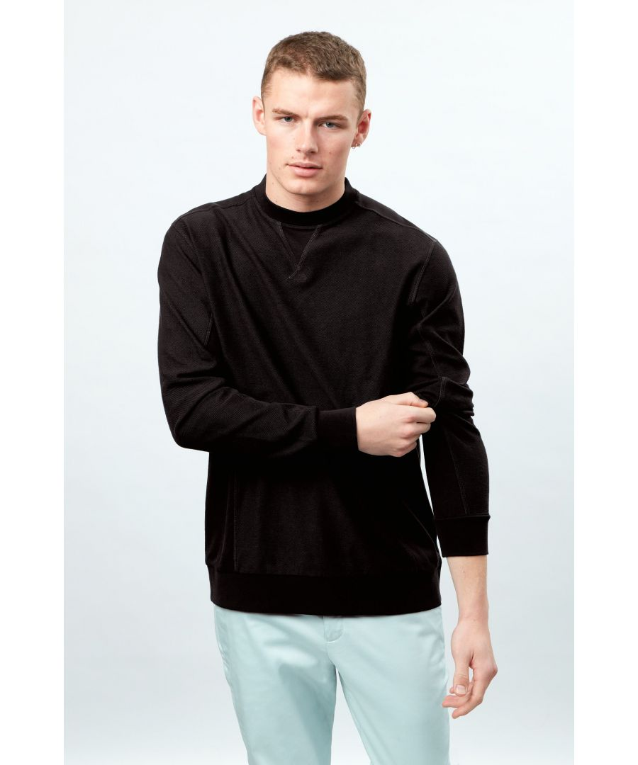 Image for Crew Neck Sweat Loopback cotton