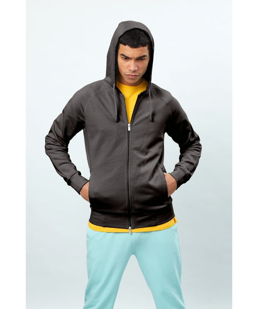 Image for Lounge Hoody Loopback cotton