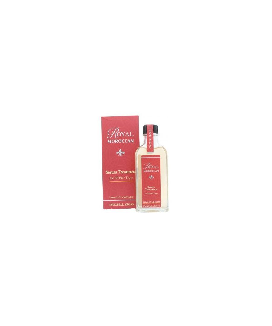 Image for MOROCCAN SERUM 100ML