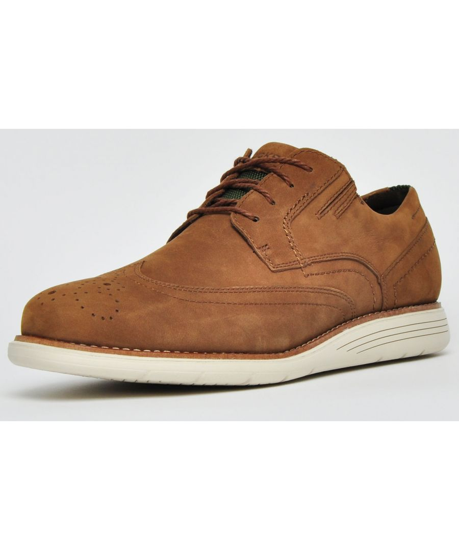 Image for Rockport Total Motion Brogue Mens