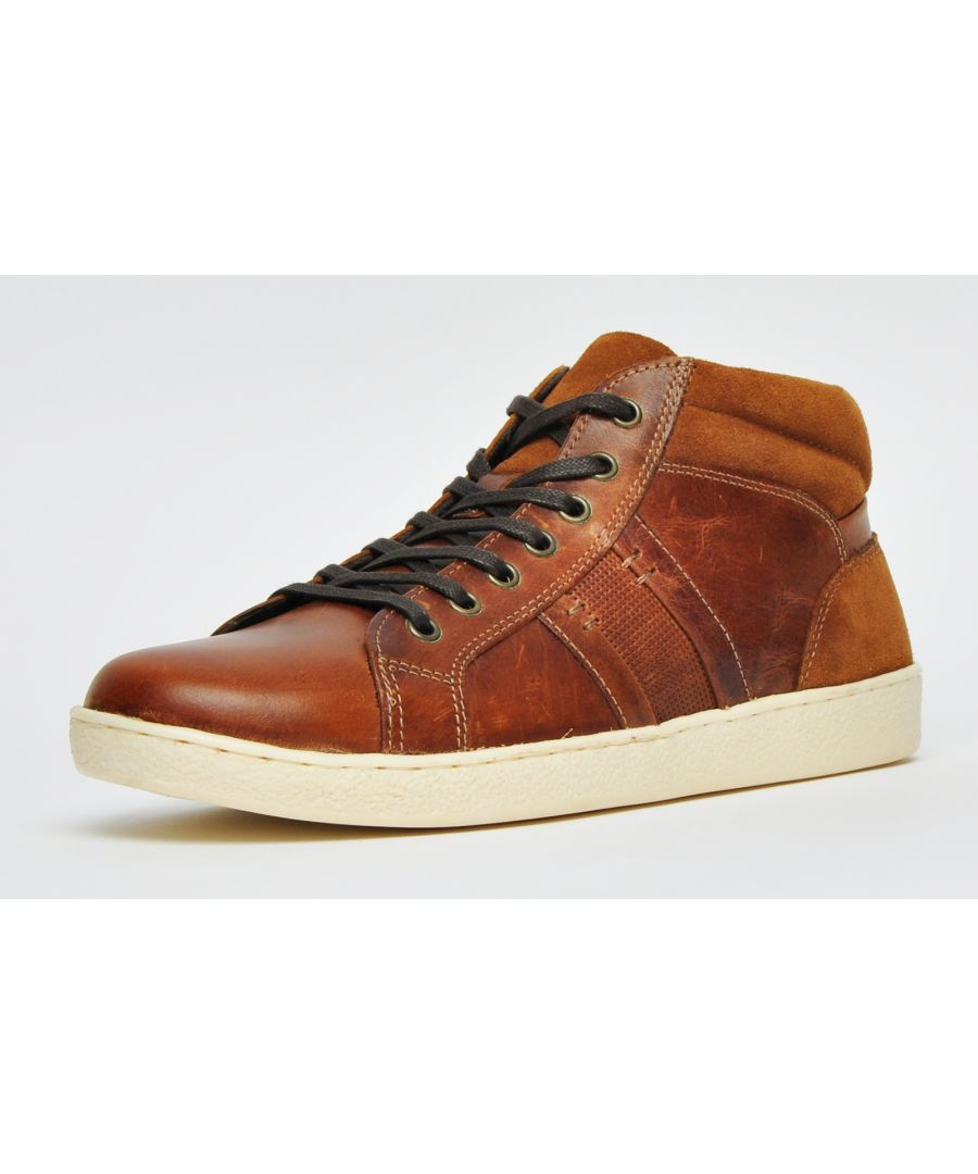 Image for Red Tape Lawton Leather Mens