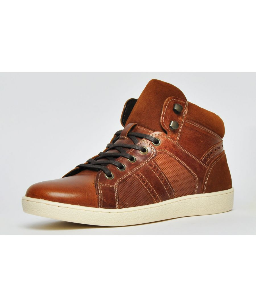 Image for Red Tape Manley Leather Mens