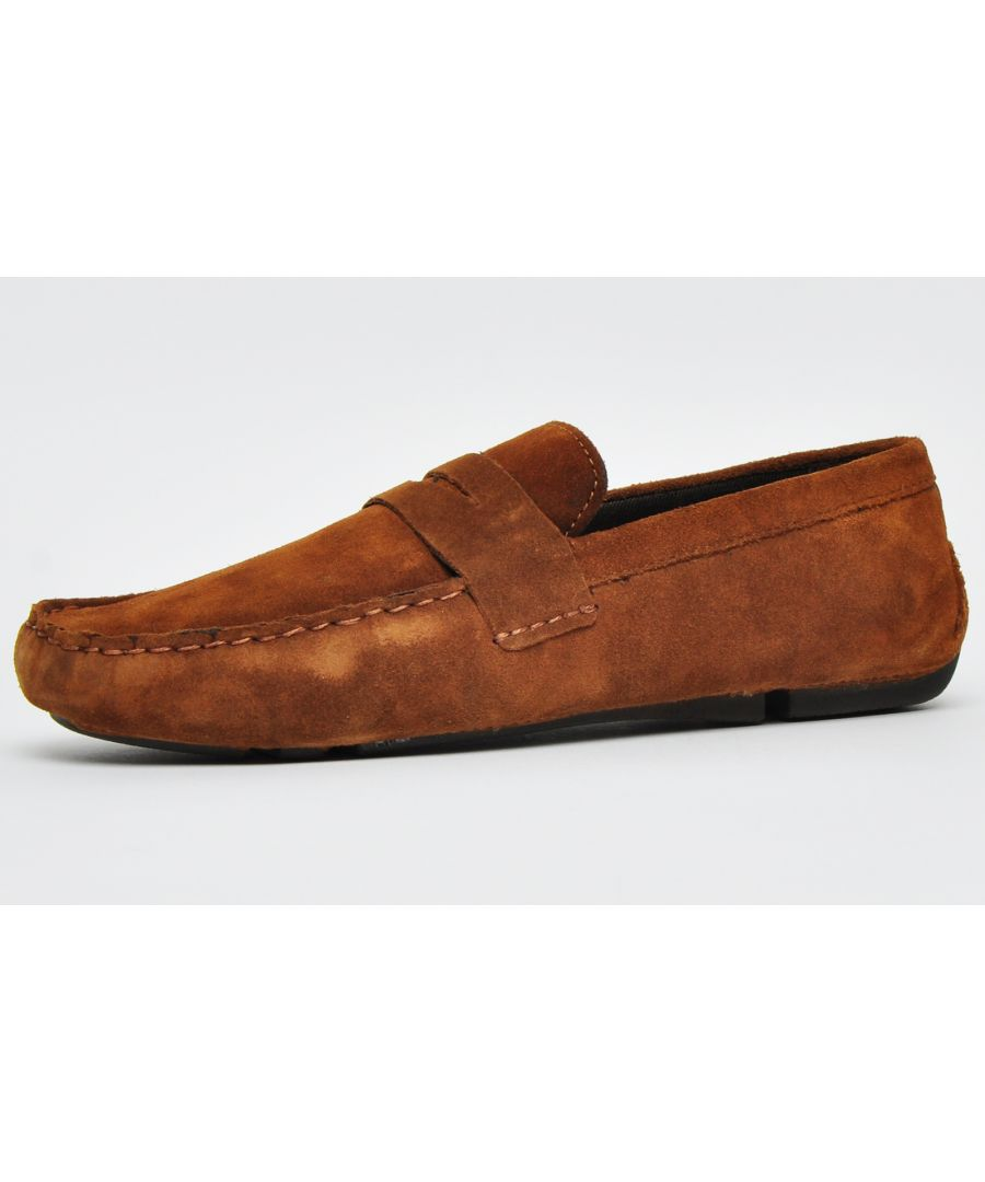 Image for Red Tape Cranfield Suede Leather Mens