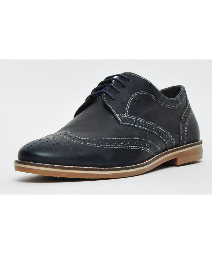 Image for Red Tape Checkley Leather Mens