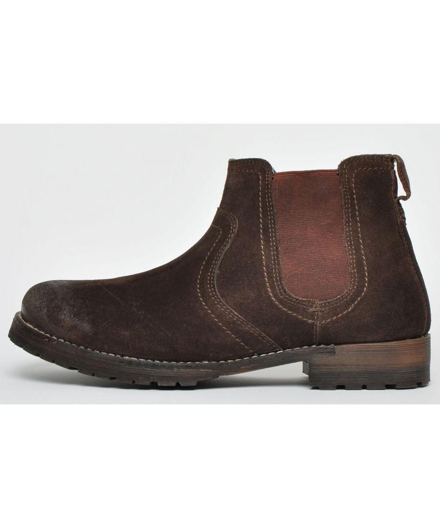 Image for Red Tape Clifton Suede Leather Mens
