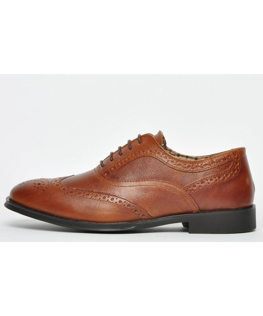 Image for Red Tape Winston Leather Mens