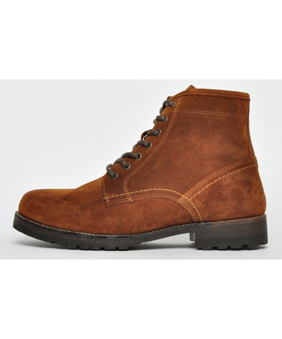 Image for Red Tape Toft Suede Leather Mens