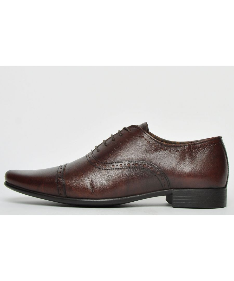 Image for Red Tape Alberta Leather Mens