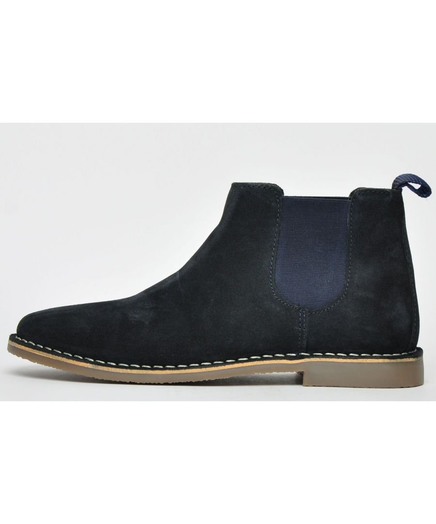 Image for Red Tape Arizona Suede Leather Mens