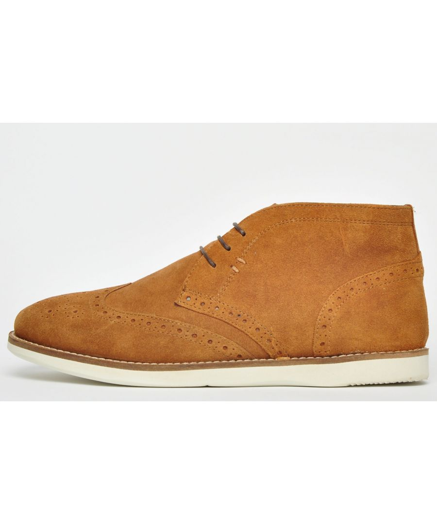 Image for Red Tape Aldford Suede Leather Mens