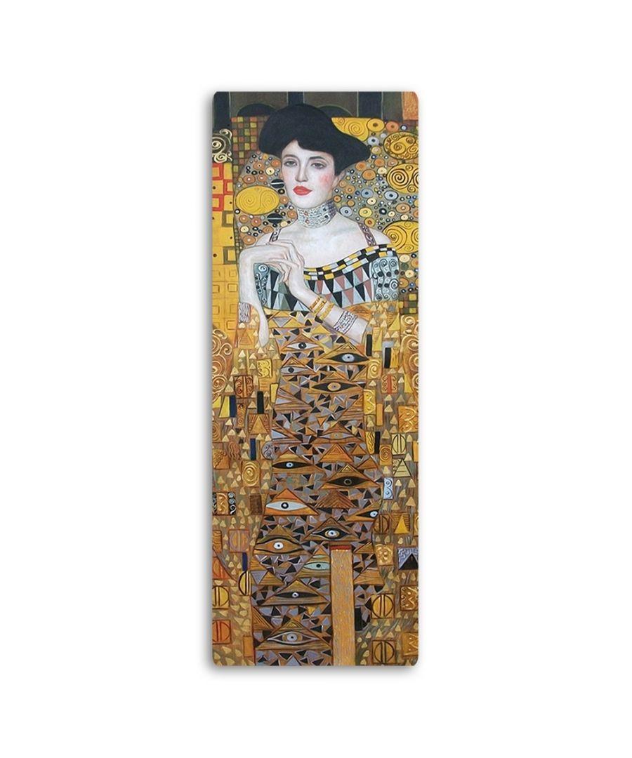 Image for Metal Print - Adele Bloch-Bauer I - Gustav Klimt