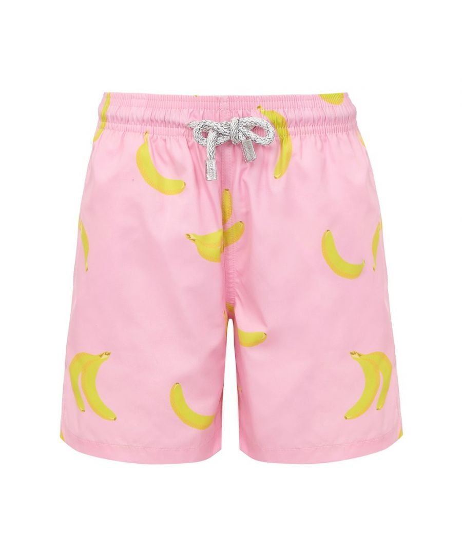 Image for Men's Pink Bananas Swim Shorts