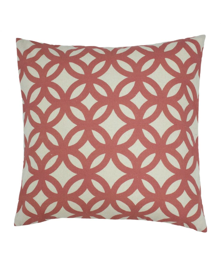 Image for Rocco 45X45 Poly Cushion Berry