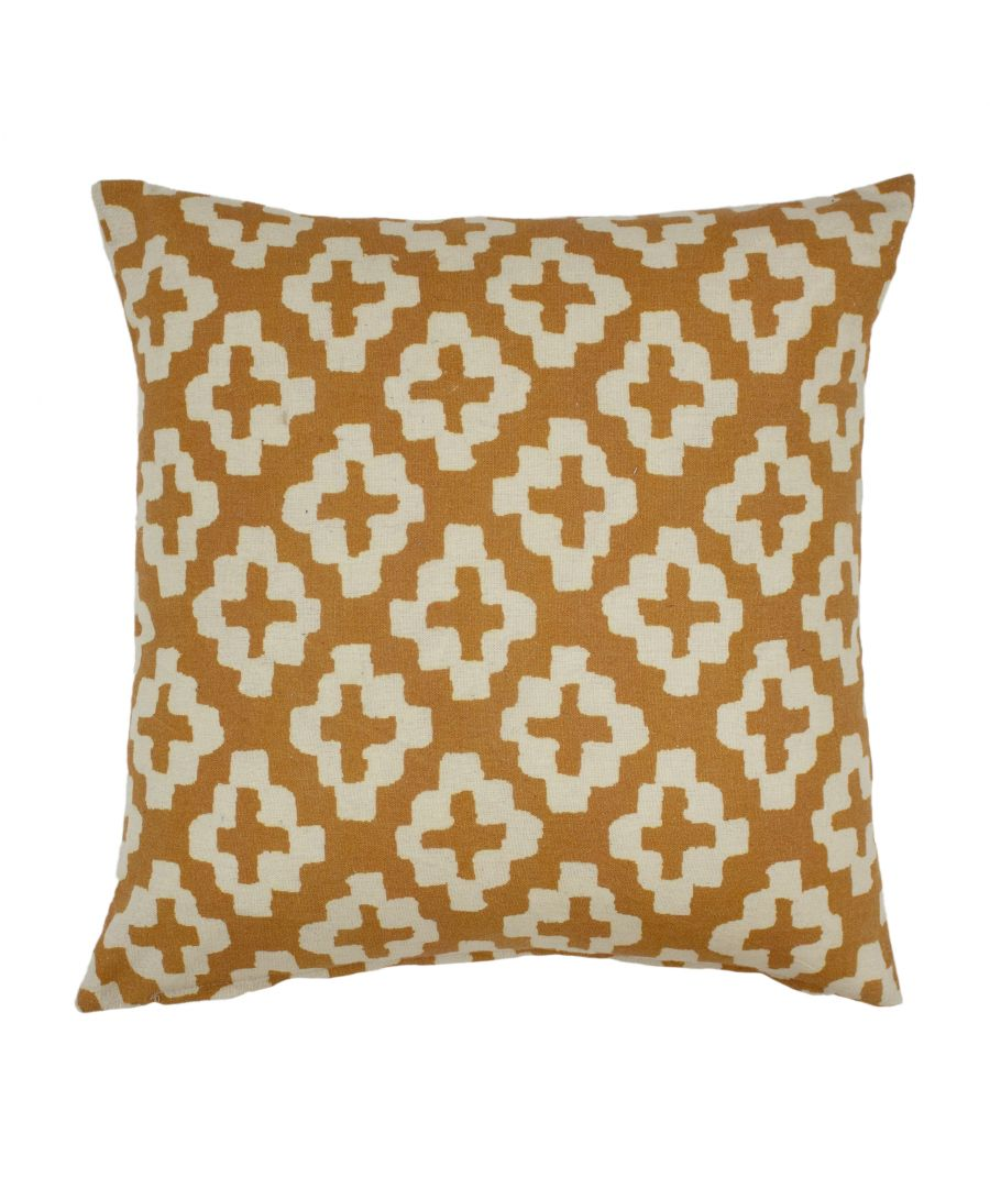 Image for Nomi 45X45 Poly Cushion Mustard