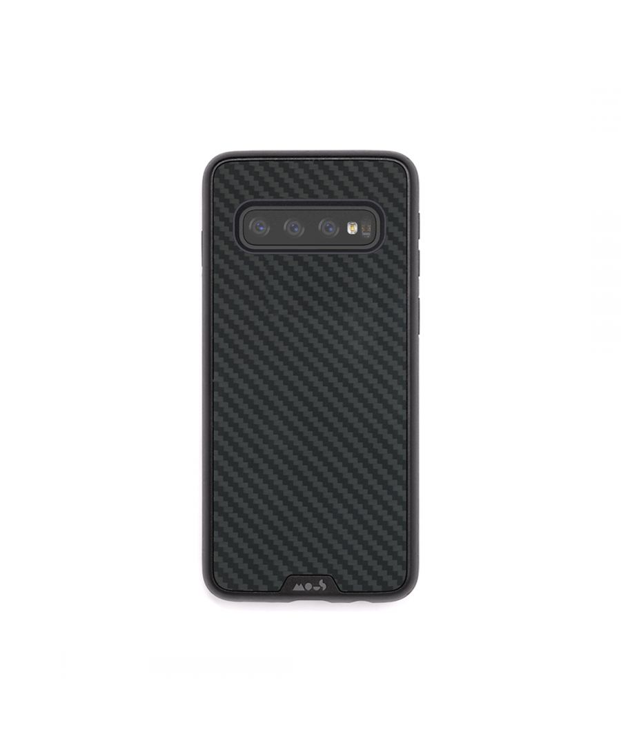 Image for Mous - Protective Case for Samsung Galaxy S10 - Limitless 2.0 - Aramid Fiber - No Screen Protector