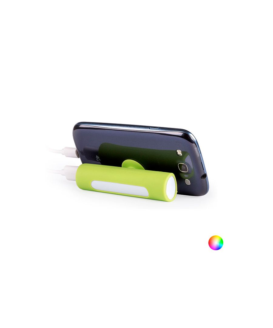 Image for Mobile Phone Holder with Power Bank 2200 mAh 144742