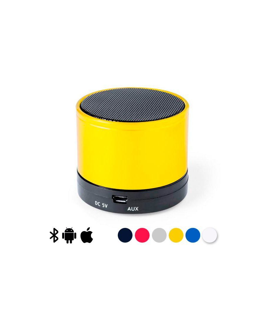 Image for Bluetooth Speakers SD FM Micro USB 3W 144936