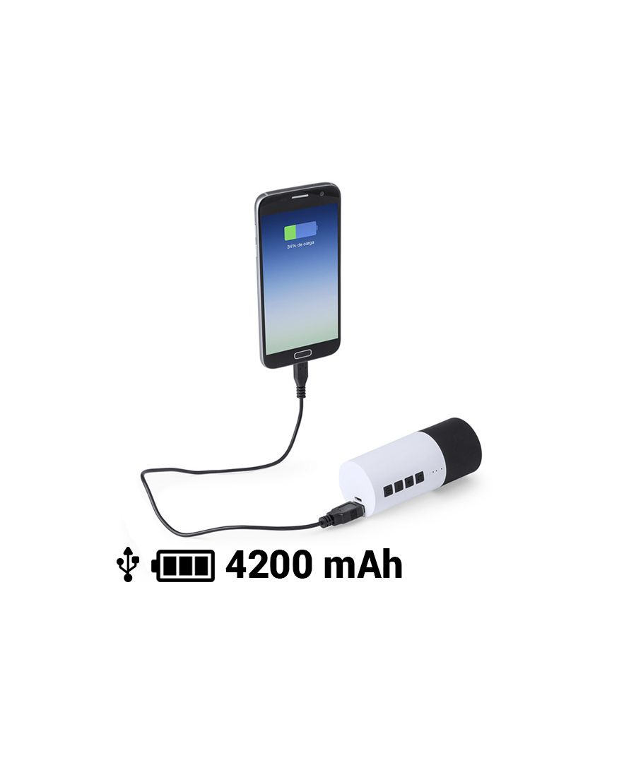 Image for Bluetooth Speaker Power Bank 4200 mAh 3W 145161