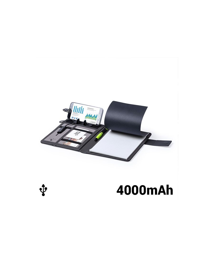 Image for Notepad with Power Bank 4000 mAh (20 sheets) 146023