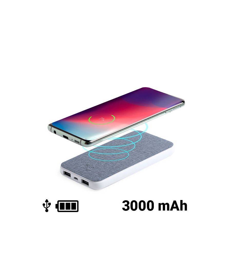 Image for Power Bank with Wireless Charger 146267