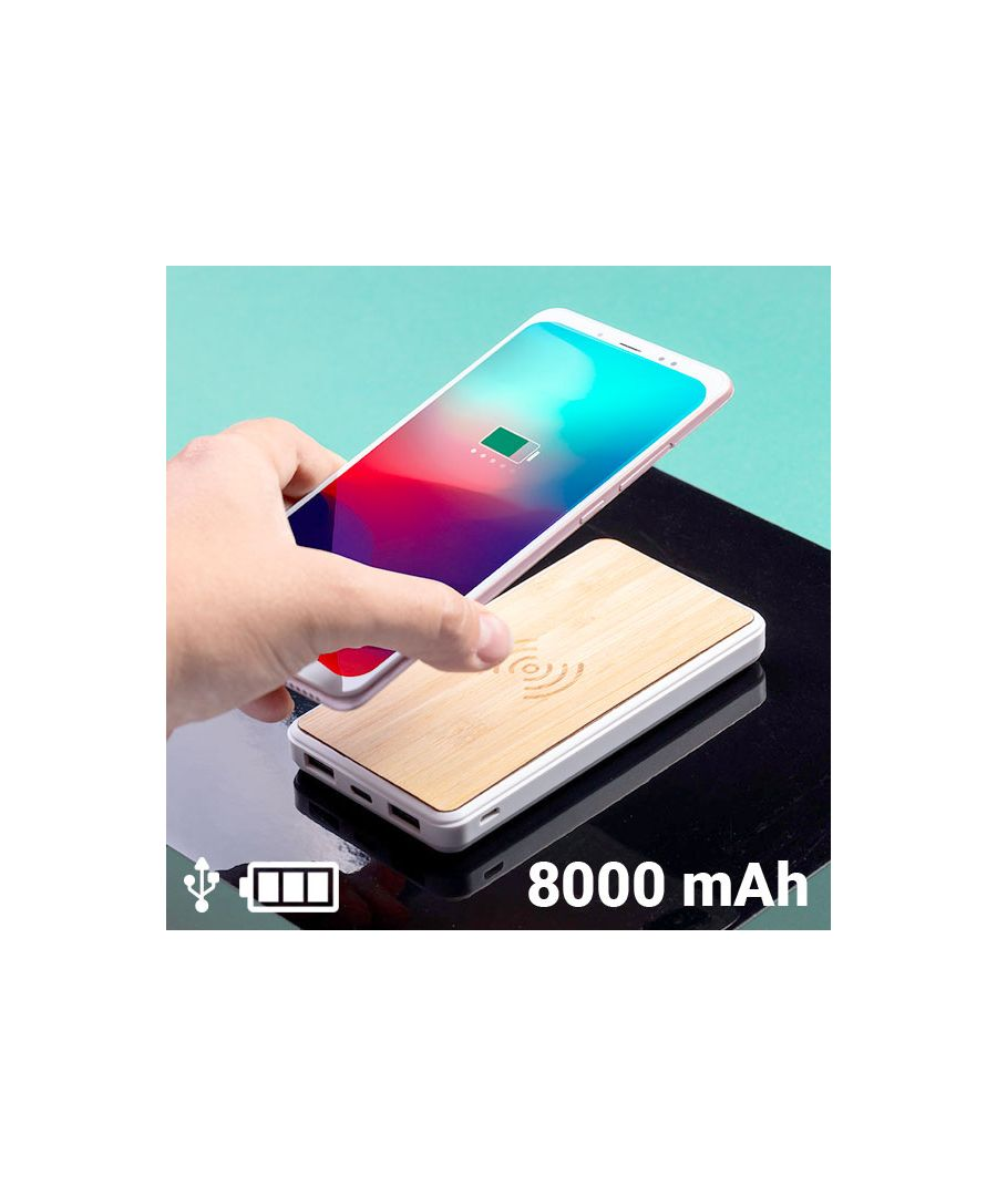 Image for Power Bank with Wireless Charger 146273
