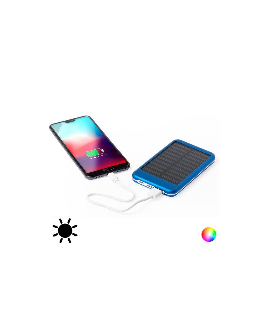 Image for Solar Power Bank 4000 mAh 146307