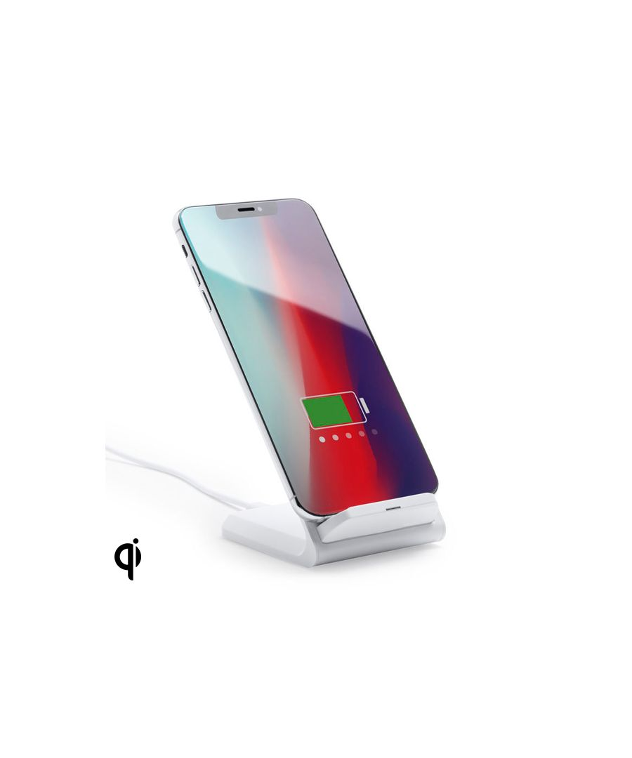 Image for Qi Wireless Charger for Smartphones 10W 146544 (7 x 10,9 x 8,5 cm)