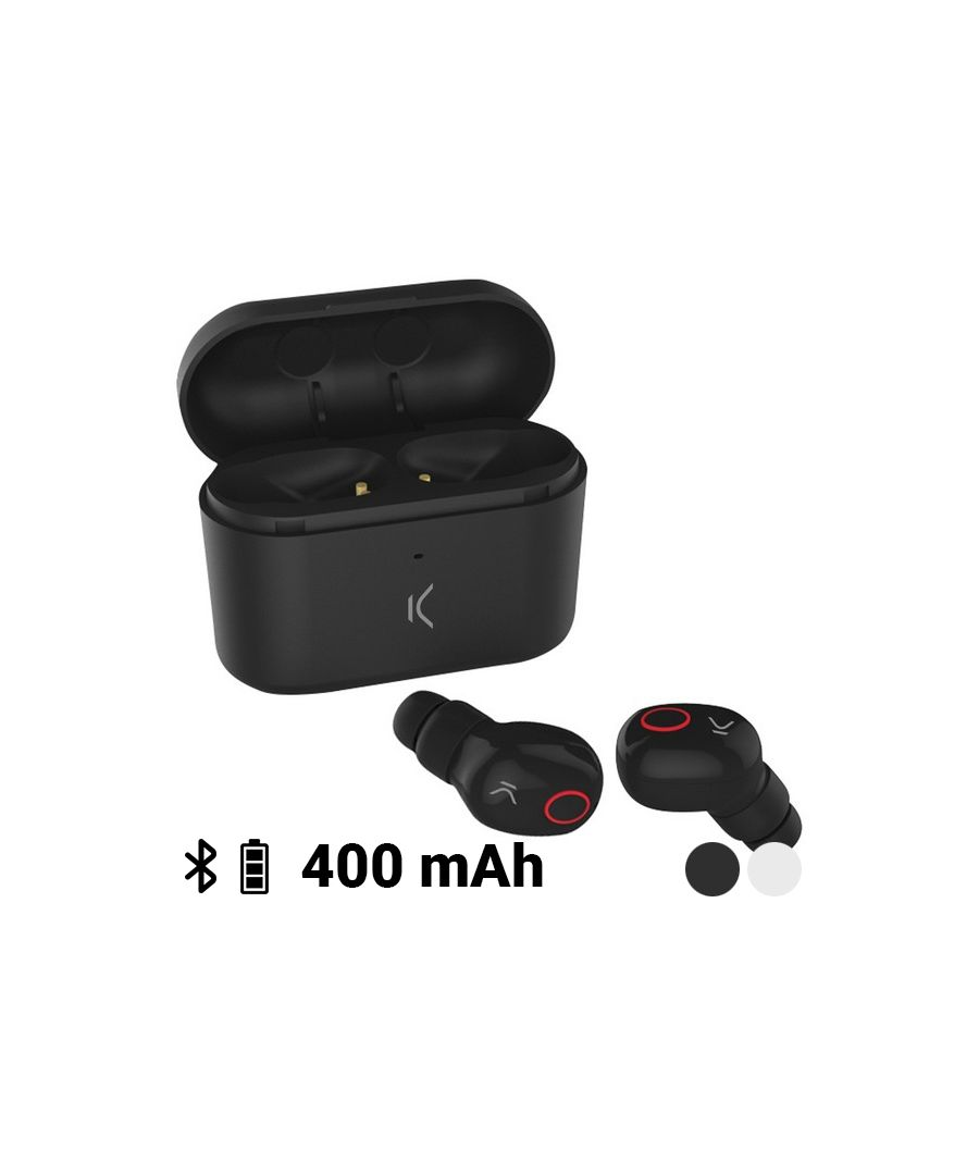 Image for Bluetooth Headset with Microphone KSIX Free Pods 400 mAh
