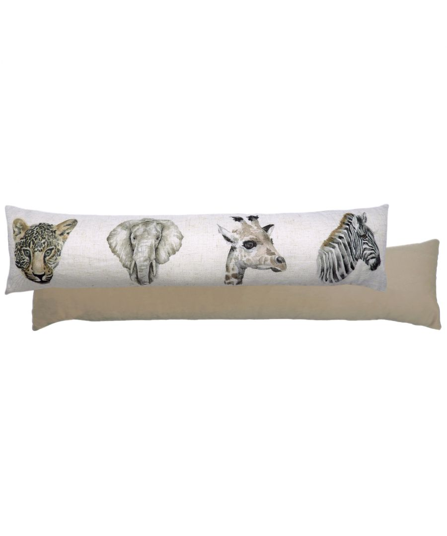 Image for Safari Draught Excluder