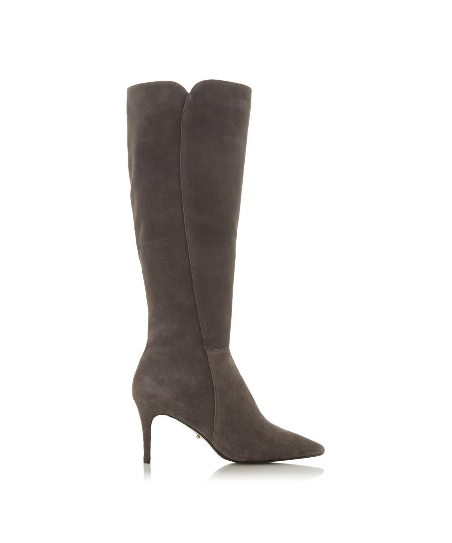 Image for Dune Ladies SAKURAA Pull-On Knee High Boots